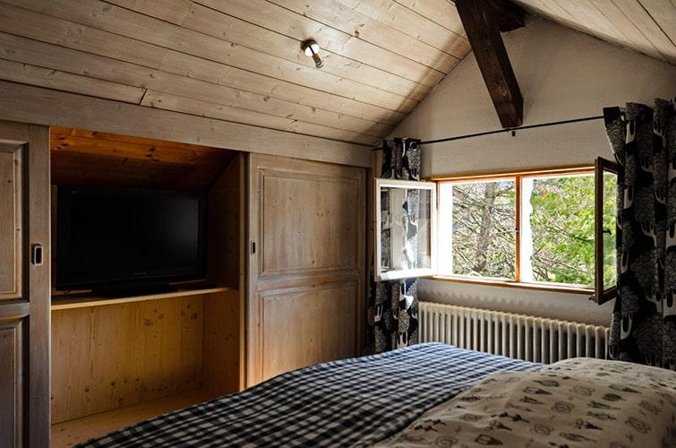 Schlafzimmer | Almfried Oberstdorf